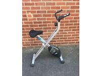 PRO FITNESS exercise bike with PADDED SEAT delivery available