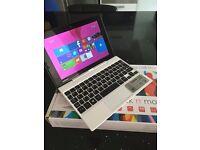 Toshiba Satelite Click Mini - 2 in 1 tablet/laptop