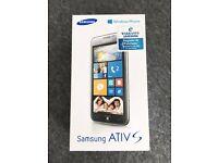 *Brand NEW* Samsung Phone Ativ S / GT-I8750