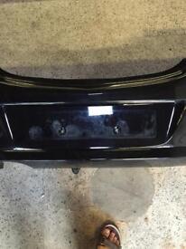 Vauxhall Corsa d 3 door rear bumper
