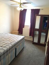 Double bedroom for rent in southampton