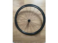 Mavic aksium wheelset with 105 cassette