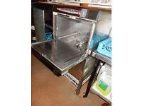 Pass trough Dish washer Maidaid D500a