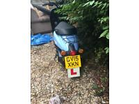 50cc moped 12 months mot