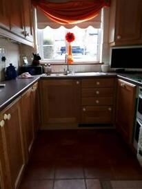 Kestrel Built Limed Oak Kitchen