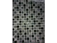 25 sheets of mosaic tiles