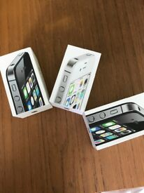 iPhone 4S 8GB X3