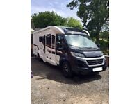 Immaculate motor home as new unused condition