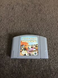 Star Wars - Episode 1 Racer N64