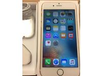 No offers! iPhone 6 in gold 16 GB unlocked boxed