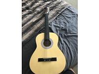 Berkeley Guitar + Case