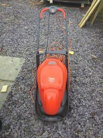 Broken Flymo lawnmower