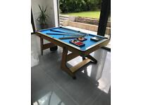 American Pool Table and equipment For Sale