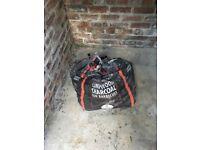 Lumpwood charcoal