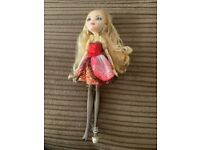 Applewhite everafter high doll wave 1