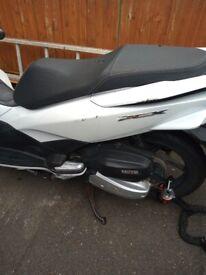 Honda, PCX, 2015, 125 (cc)