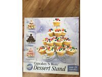 Cupcakes 'N More Dessert Stand by Wilton