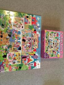 Jigsaw puzzles age 4-8