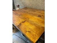 Bespoke Indoor /Outdoor Table tops