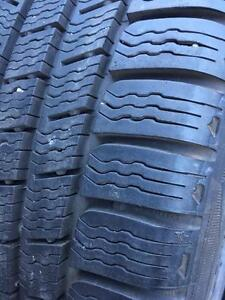 235/40/18 Michelin pilot alpin 10/32