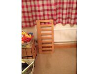 Mothercare cot bed guard