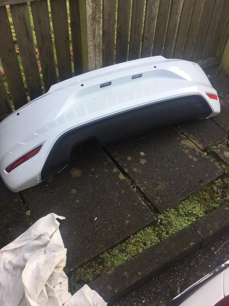 Vw Scirocco rear bumper and diffuser | in Denny, Falkirk | Gumtree