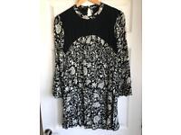 Volcom tunic dress size S (10)