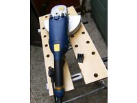 MAC ALLISTER 2000W ANGLE GRINDER WITH CASE