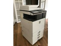 SHARP PRINTER MX-2600N Great condition 26cpm Free Standing Multi-Functional Device