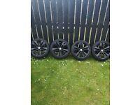 Vauxhall Astra Vx-line 18 Inch Alloy wheels