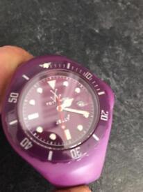 Toy watch jelly watch