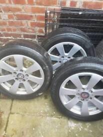 C class Mercedes Benz alloy wheels
