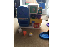 Little tikes sounds kitchen