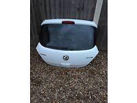 Vauxhall Corsa d 3 door boot / tailgote