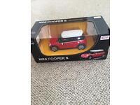 Mini Cooper s remote control car