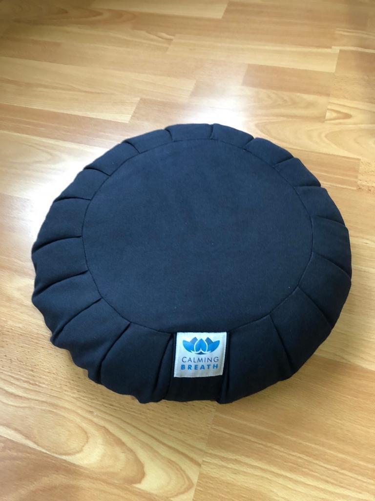 Calming Breath Zafu Meditation Cushion All Sizes Pillow Yoga Matt Posture Back Relax Massage Firm In Meadowbank Edinburgh Gumtree