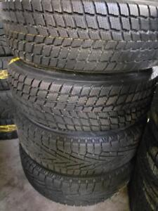 4 winter tires nexen 215/70r16