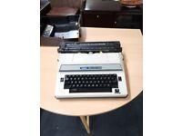 Brother Electric Typewriter Super 7300