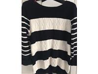 Stripey jumper
