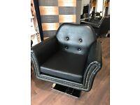 2 Salon styling chairs