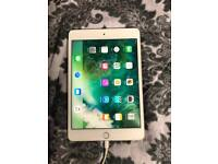 I pad mini 4 brilliant condition as new only used 4 times