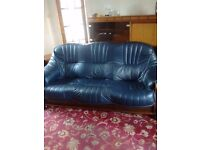 3 seater couch and 1 armchair