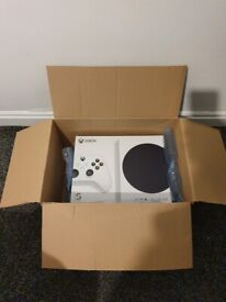 XBOX Series S 512GB Console (BNIB) - FREE SAME DAY DELIVERY/COLLECTION