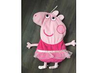 Peppa pig girls night dress pjamas case