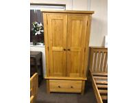 Solid oak bedroom suite * free furniture delivery *