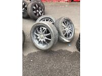 Universal fit 18s good tyres