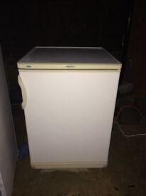 **HOTPOINT**UNDERCOUNTER FRIDGE**ONLY £50**COLLECTION\DELIVERY**NO OFFERS**BARGAIN!!!!**