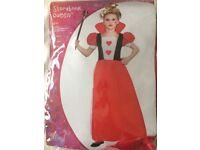 Story Book Queen Costume for Girls