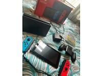 Nintendo Switch Console ***mint condition- like new***