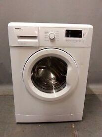 Beko Washing Machine WM74135W/PCC57219, 3 month warranty, delivery available in Devon/Cornwall